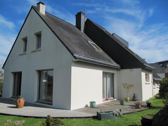 Vente  maison Hennebont - 3 chambres/5 possibles - 152 m²
