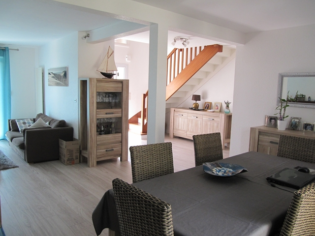 Vente  maison Hennebont - 4 chambres - 113 m²