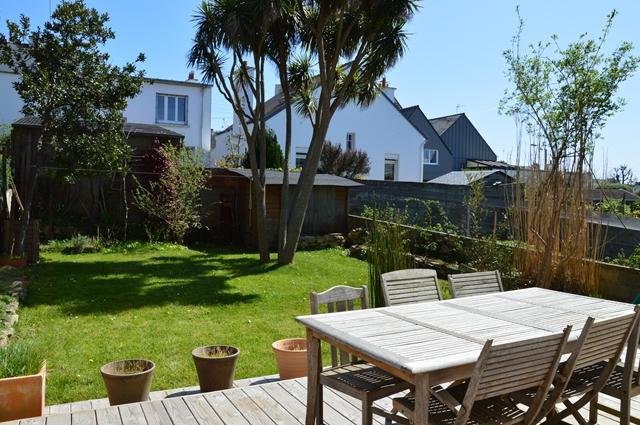 Vente  maison Lorient - 5 chambres - 134 m²