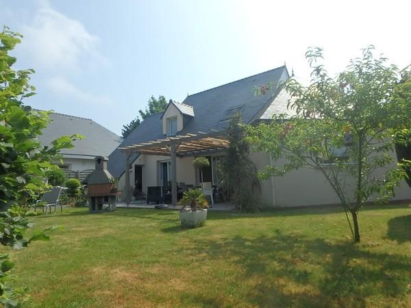 Vente  maison Kervignac - 5 chambres - 148 m²