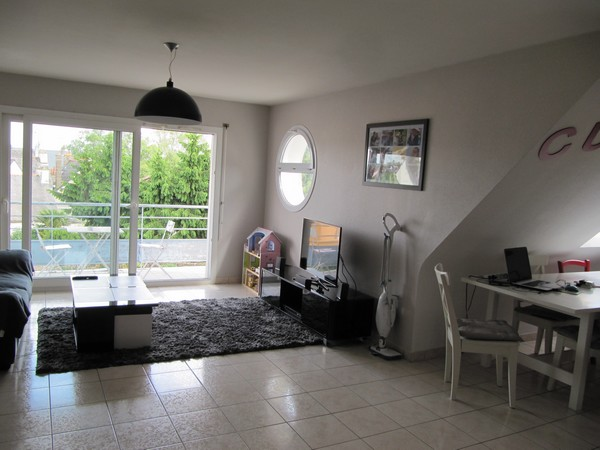 Vente  appartement Hennebont - 2 chambres/3 possibles - 84 m²