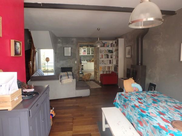 Vente  maison Lorient - 3 chambres/4 possibles - 105 m²