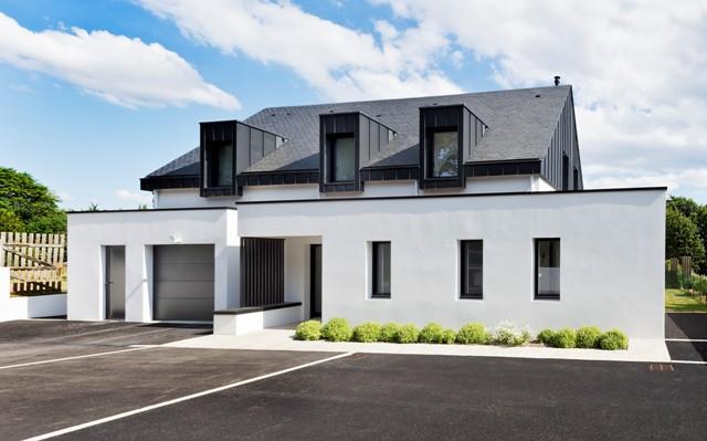 Vente  maison Guidel - 5 chambres - 215 m²