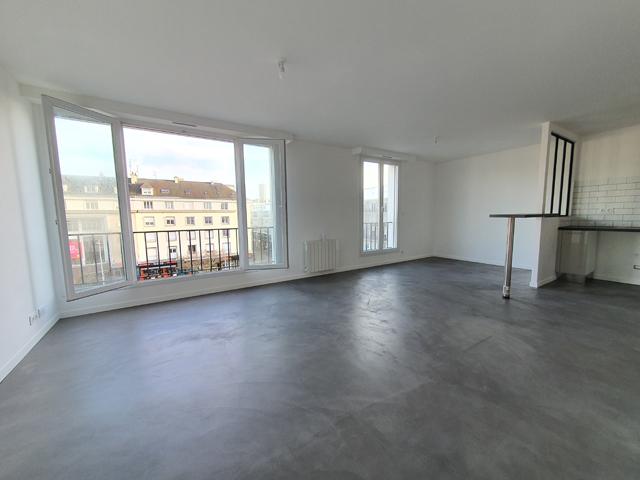 Vente  appartement Lorient - 2 chambres - 57 m²