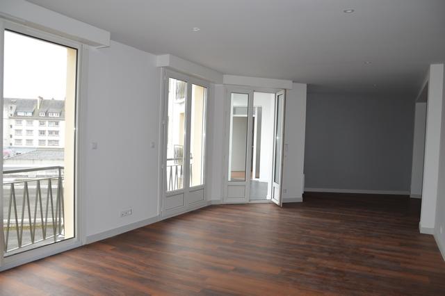 Vente  appartement Lorient - 4 chambres/5 possibles - 175 m²