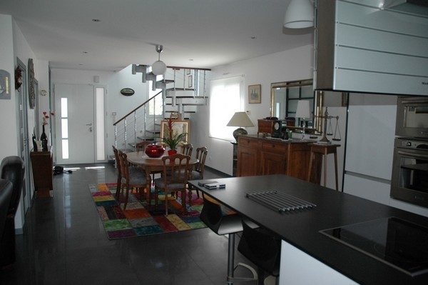 Vente  maison Lanester - 4 chambres - 147 m²