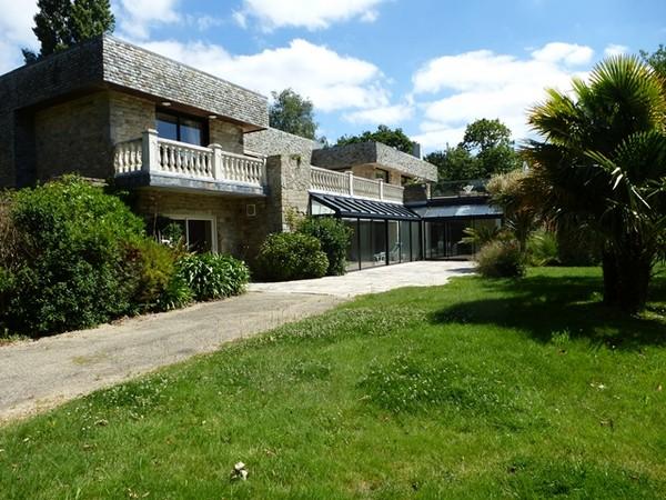 Vente  maison Ploemeur - 6 chambres - 567 m²