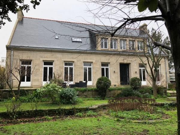 Vente  maison Lorient - 5 chambres - 300 m²