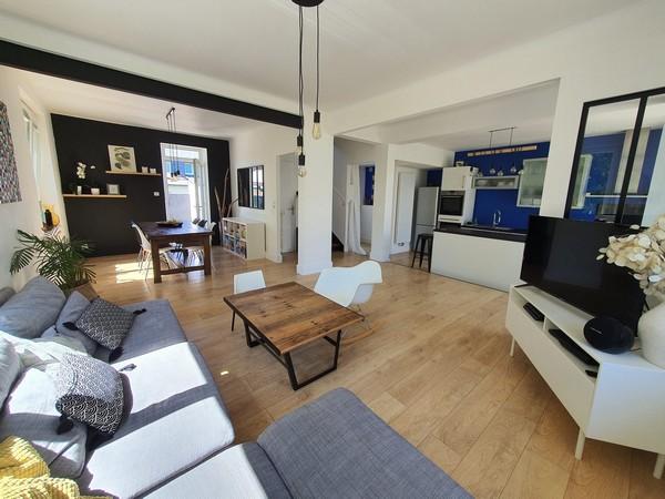 Vente  maison Lanester - 3 chambres - 135 m²