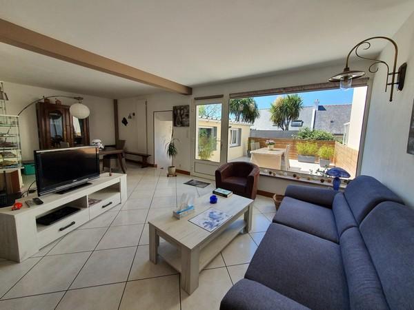 Vente  maison Lanester - 4 chambres - 130 m²