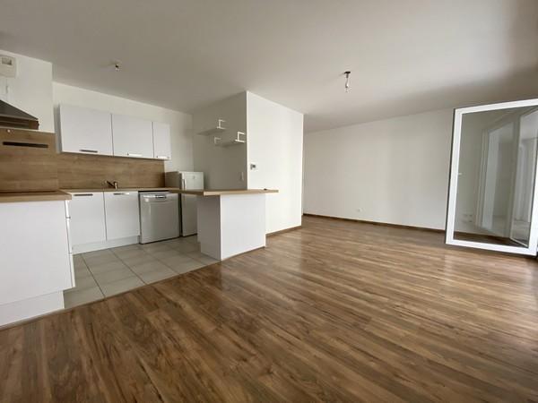 Vente  appartement Lorient - 2 chambres - 67 m²