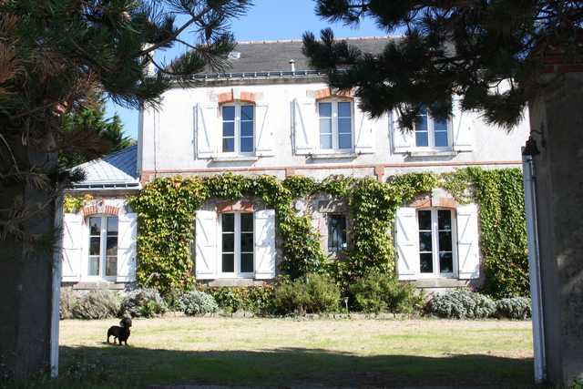 Vente  maison Saint-Philibert - 7 chambres/9 possibles - 211 m²