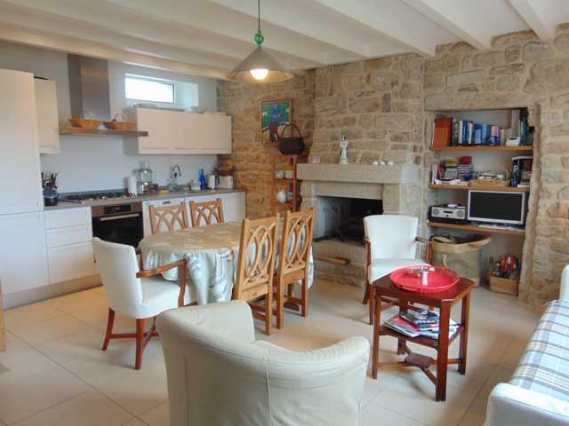 Vente  maison La Trinité-sur-Mer - 2 chambres/3 possibles - 110 m²