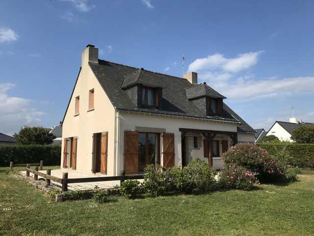 Vente  maison Carnac - 5 chambres - 117 m²