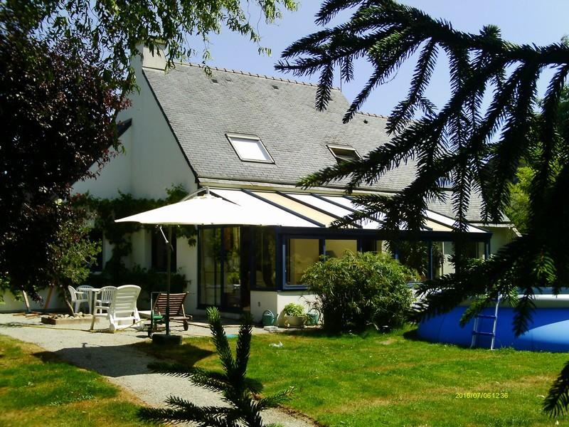 Vente  maison Crac'h - 4 chambres/5 possibles - 172 m²