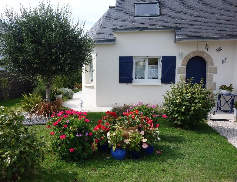 Vente  maison Plouharnel - 5 chambres - 120 m²