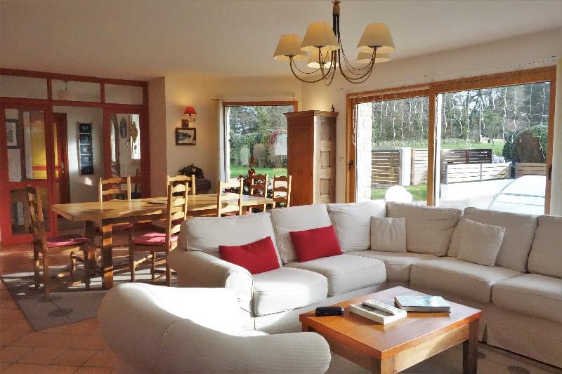 Vente  maison Ria d'Etel - 4 chambres - 165 m²