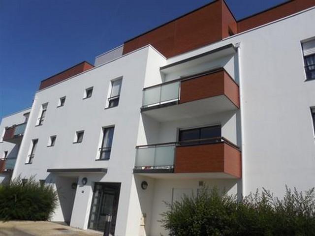 Vente  appartement Vannes Ville - 1 chambre - 41 m²
