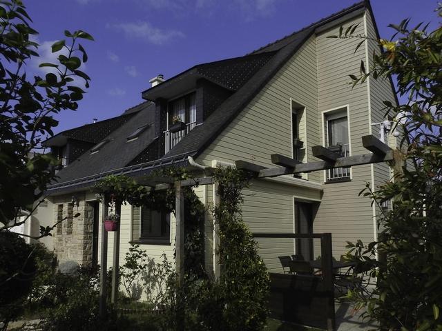 Vente  maison Vannes Ville - 5 chambres/6 possibles - 154 m²