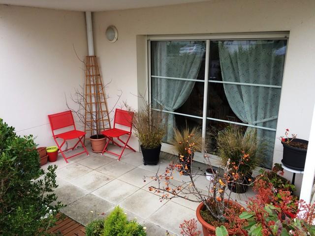 Vente  appartement Vannes Ville - 2 chambres - 59 m²