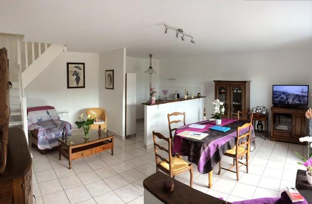 Vente  appartement Vannes Ville - 2 chambres - 61 m²