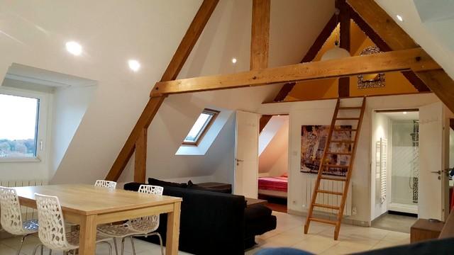 Vente  appartement Saint-Avé - 1 chambre - 38 m²
