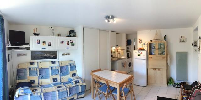 Vente  appartement Arradon - 1 chambre - 30 m²