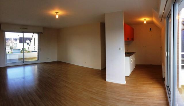 Vente  appartement Saint-Avé - 2 chambres - 66 m²