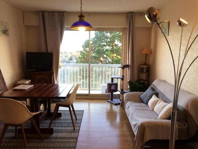 Vente  appartement Vannes Ville - 2 chambres - 65 m²