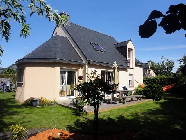 Vente  maison Plescop - 4 chambres - 107 m²