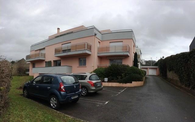 Vente  appartement Vannes Ville - 1 chambre - 53 m²