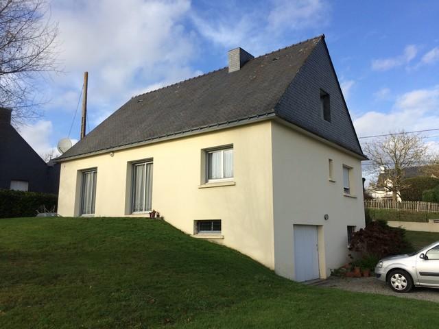 Vente  maison Saint-Avé - 4 chambres/5 possibles - 140 m²