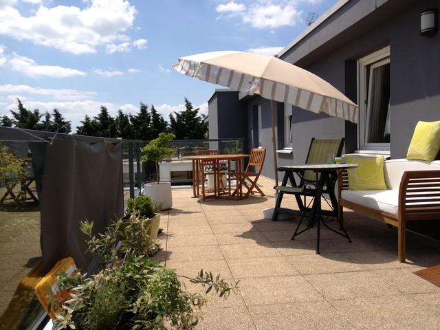 Vente  appartement Vannes Ville - 2 chambres - 57 m²