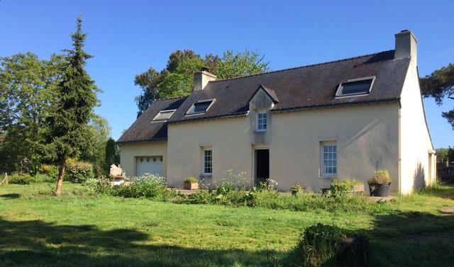 Vente  maison Pluneret - 3 chambres - 130 m²