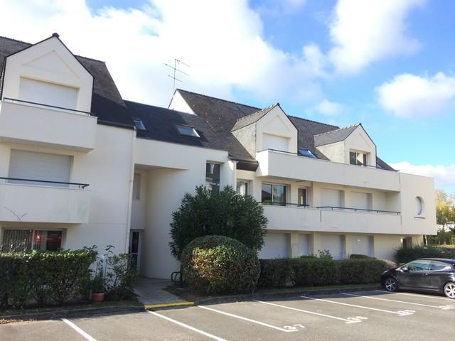 Vente  appartement Vannes Ville - 1 chambre - 35 m²