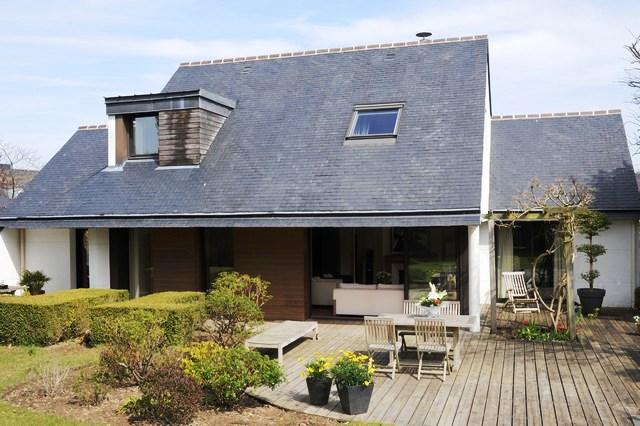 Vente  maison Vannes Ville - 4 chambres - 160 m²