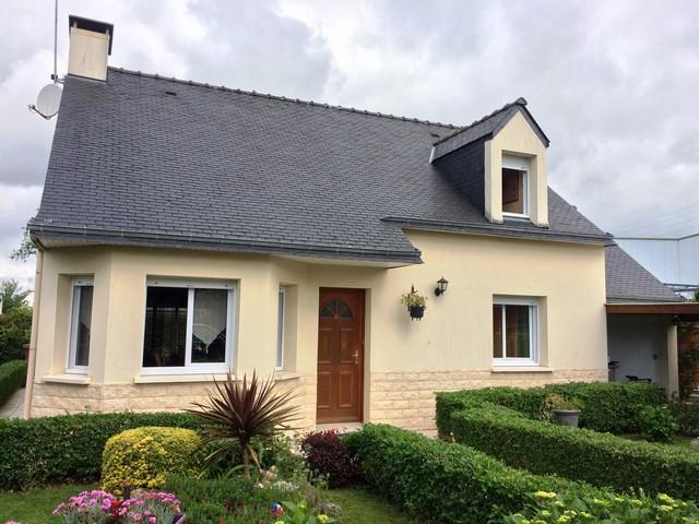 Vente  maison Saint-Avé - 4 chambres