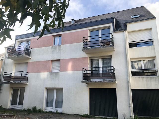 Vente  appartement Vannes Ville - /1 possibles - 21 m²