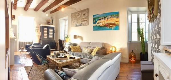Vente  appartement Vannes Ville - 2 chambres - 92 m²