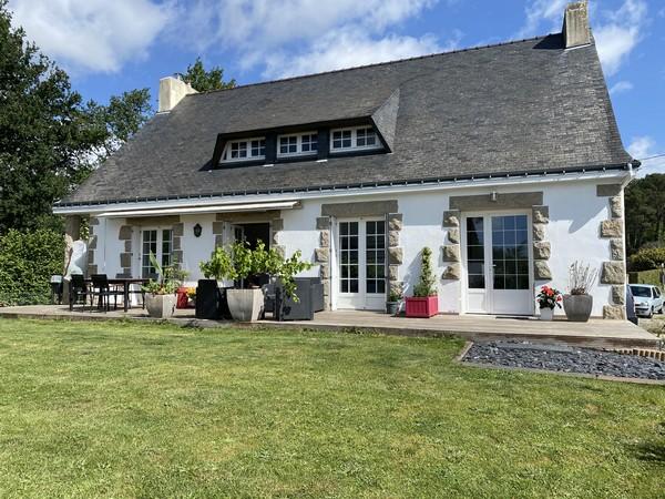Vente  maison Saint-Avé - 4 chambres/5 possibles
