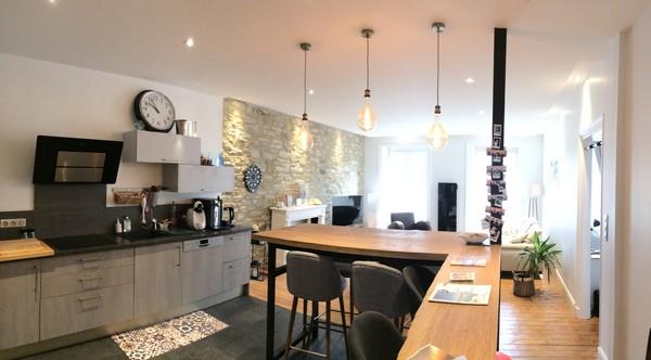 Vente  appartement Vannes Ville - 3 chambres - 97 m²
