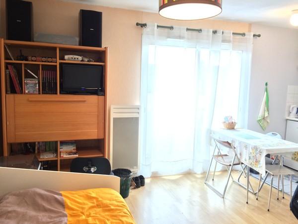 Vente  appartement Vannes Ville - 1 chambre - 21 m²