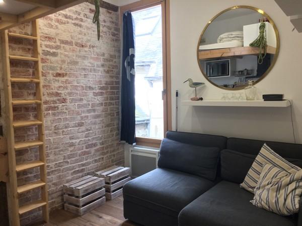 Vente  appartement Vannes Ville - 1 chambre - 12 m²