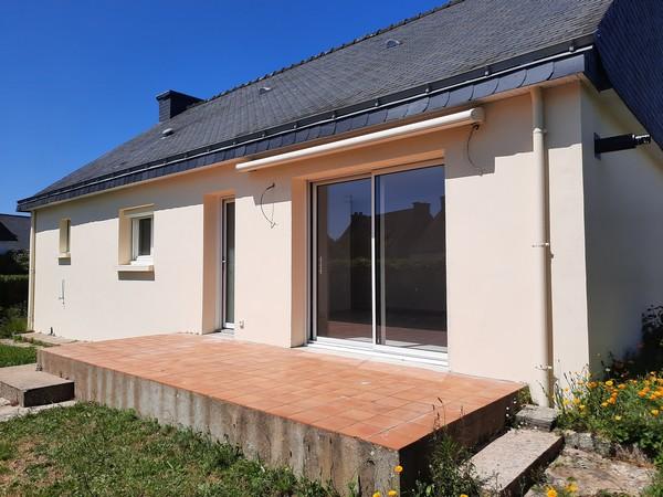 Vente  maison 3 chambres - 78 m²