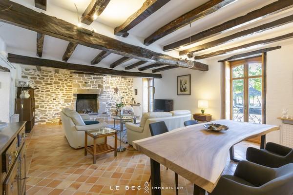 Vente  maison Vannes Ville - 4 chambres/5 possibles - 224 m²