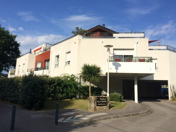 Vente  appartement Vannes Ville - 1 chambre - 37 m²