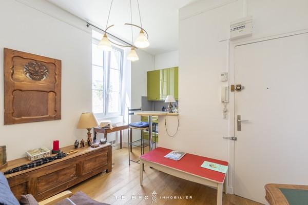 Vente  appartement Vannes Ville - 1 chambre - 28 m²