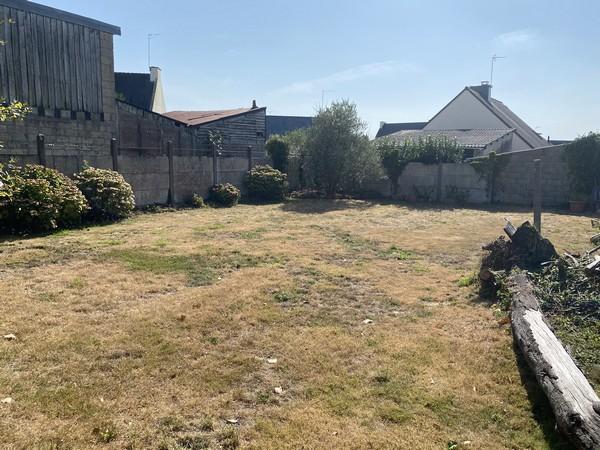 Vente  terrain Vannes Ville -  - 236 m²