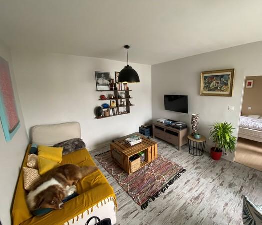 Vente  appartement Vannes Ville - 1 chambre - 50 m²