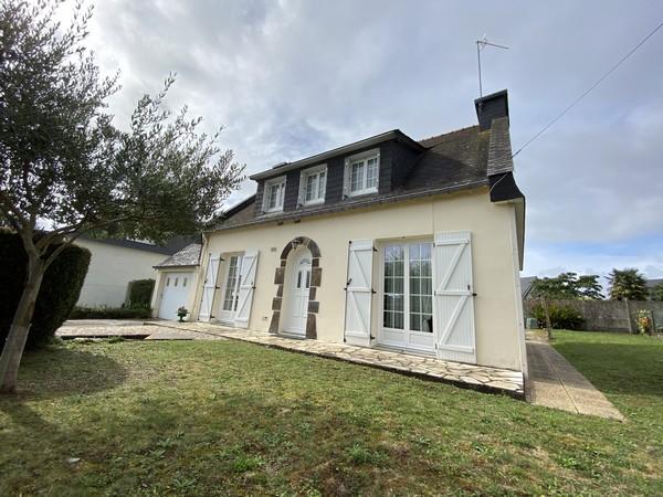 Vente  maison Saint-Avé - 3 chambres - 93 m²